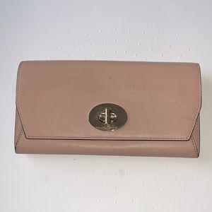 Coach Madison Leather Slim Envelope Wallet